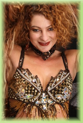 Viktoria - Instructor and Performer of Russian Gypsy and Oriental Dance