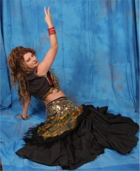 A Typical Belly Dance Performance